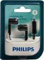 AURICULARES PHILIPS SHE-1405 KSS/27 NEGRO IN EAR CON MICROFONO Y REMOTO