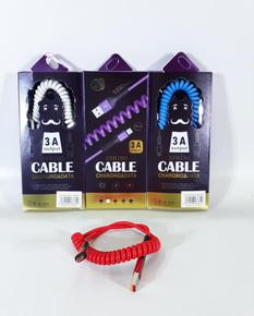 TGJ CABLE RESORTE V8 3A* Por bulto: 500